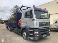kamion Palfinger PK12000 on MAN H20PL50 truck