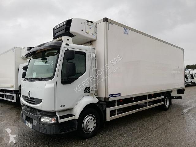 Voir les photos Camion Renault MIDLUM 220.13