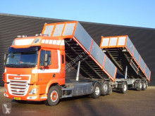 DAF tipper trailer truck