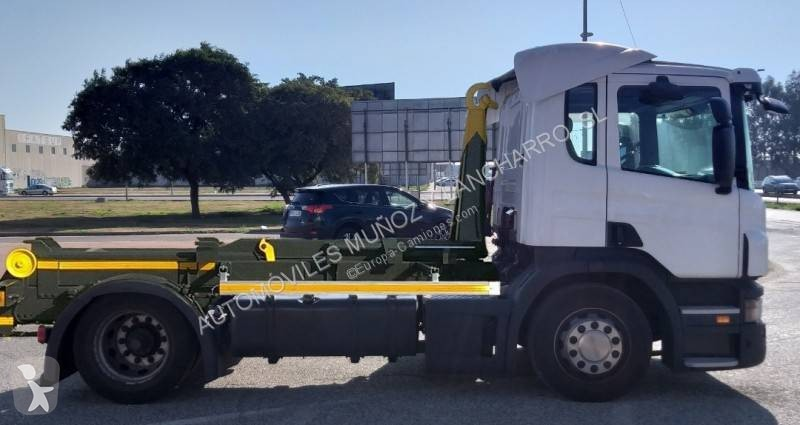 Voir les photos Camion Scania P 360