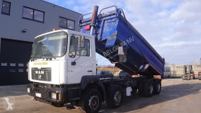 camion MAN 35.360 (BIG AXLE / FULL STEEL SUSPENSION / 6 CYLINDER)