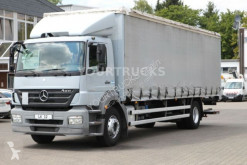 camion Mercedes Axor 1829 Plane 8,7m/Klima/Full service history