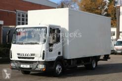camión Iveco Eurocargo ML75E18 EURO 5 Koffer 6m /LBW