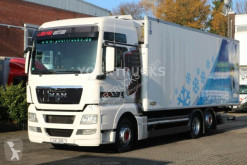 camión MAN TGX 26.440 XXL /CS 950Mt/Strom/ Bi-Temp/Tür+LBW