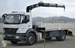 ciężarówka Mercedes Axor 1829 Pritsche 6,20m + Kran*Topzustand