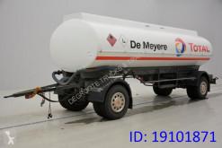 used chemical tanker trailer