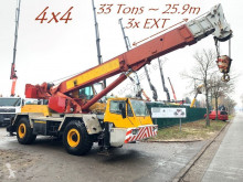 nc OMEGA S35 4x4x4 - 33 Tons / 25.9m - MOBIELE HIJSKRAAN / ALL TERRAIN CRANE / KRAN / GRUA - BE MACHINE