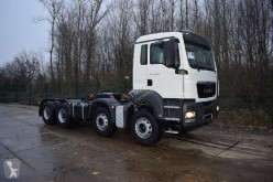 camion MAN TGS 41.480 BB-WW 8x4 CHASSIS CABIN