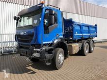 camion nc Trakker AD260T45W 6x6 Trakker AD260T45W 6x6, Bordmatik links
