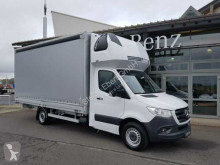camion Mercedes Sprinter 316 CDI Schiebeplane TOP-SLEEPER Klima