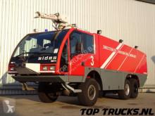 ciężarówka wóz strażacki Renault