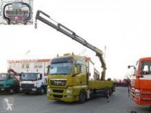 camion MAN TG-X 26.480 6x2-2 LL Pritsche Heckkran 45m/to, F