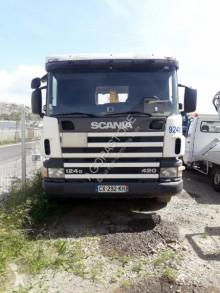 Scania 124G - 420 truck