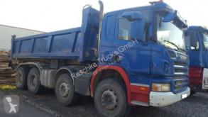 Scania P 380 Kipper*2 seitekipper* LKW
