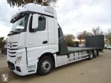 used heavy equipment transport truck