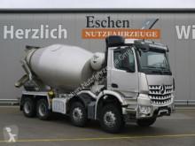 camion Mercedes 3240 B, Arocs, 8x4, Stetter 9 m³
