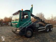 DAF 85.410 Abrollkipp. Multilift Blattfed. Rad3,90m LKW