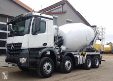 camion Stetter MERCEDES-BENZ - Arocs 3236 Euro 6 8x4 9 m³ deutsch