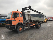 Mercedes 1838 Tipper Crane