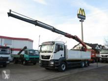 camion MAN TG-S 26.480 6x2 Pritsche Heckkran Palfinger PK 2