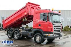 camion Scania G480CB6x4HHZ, Meiller, Klima, Schalter, 480PS