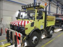 camion Mercedes U 1600 Unimog ZWEIWEG Rail/Road/Tram