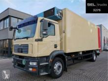 camião MAN TGM 18.280 4x2 BL / Ladebordwand / 2 Kammern