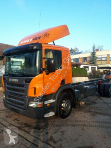 kamion Scania P 310 Chassis lang Klima MANUAL !!TOPZUSTAND!!