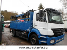 kamion plošina bočnice Mercedes