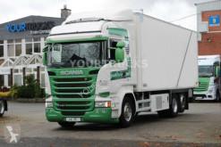 camion Scania R 450 E6 Thermo King 1200UT/Fleisch-Meat/Türen