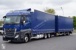 camião Mercedes MERCEDES-BENZ - ACTROS / 2545 / E 6 / ZESTAW PRZEJAZDOWY 120 M3 + remorque