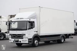 camião Mercedes MERCEDES-BENZ - ATEGO / 1222 / E 5 / KONTENER + WINDA / 18 PALET