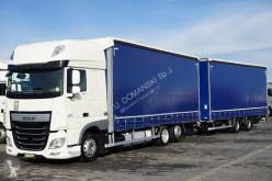 камион DAF - 106 / 460 / SSC / EURO 6 / ZESTAW PRZEJAZDOWY 120 + remorque