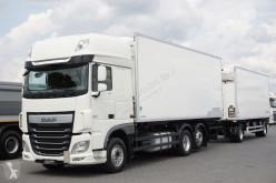камион DAF - 105.460 / E 6 / ZESTAW CHŁODNIA / BDF / AGREGATY + remorque