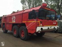 Faun fire truck