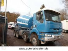 Kamyon beton transmikser / malaksör Renault