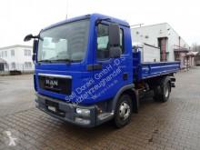 camion MAN TGL 8.220 MEILLER Dreiseitenkipper AHK+Hydraulik