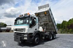 camion Iveco AD260T45 Dreieitenkipper MEILLER 6x4 Blatt-Blatt