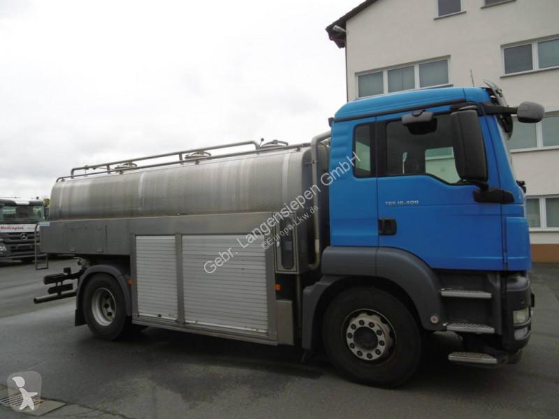 Voir les photos Camion MAN TGS 18.400 4x2  (Nr. 4380)