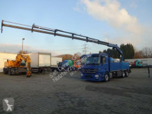 kamion Mercedes Actros 2544 Pritsche+ATLAS 190.2 6x hyd Funk 6x2