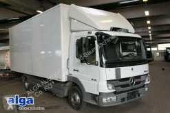 camion Mercedes 816 Atego, 6.000mm lang, LBW, Spoiler, Tempomat
