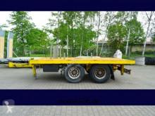n/a 18 t Tandem- Kran- Ballastanhänger truck