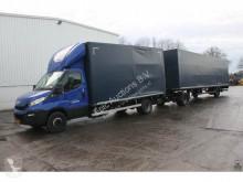 camion Iveco / Tracon dolly / DRAF Trailer 70C17 / TD.4 / DRAF