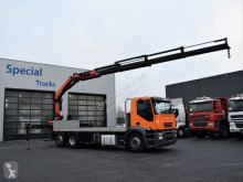 camion Iveco 260S36 + Palfinger PK26002-EH C (Crane Year 2014)