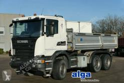 camion Scania G 450 6x4/Meiller/Bordmatik/AHK/Reta