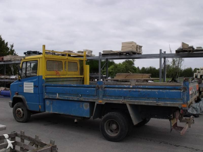 camion mercedes benne 711d 4x2 gazoil occasion n 425625. Black Bedroom Furniture Sets. Home Design Ideas
