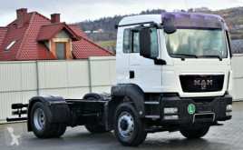 camion MAN TGS 18 Fahrgestell 5,40 m *4x4 * Topzustand!