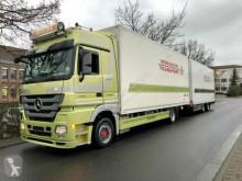 camion Mercedes ACTROS 1841 Megaspace Kühlwagen komplettzug EEV