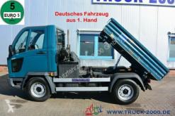 Multicar three-way side tipper truck