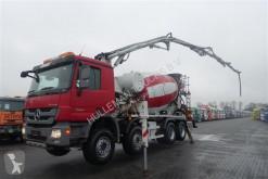 camion betoniera cu rotor/ Malaxor Cifa